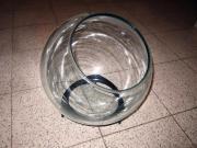 Glas- / Kugelvase, Fischaquarium (Ø