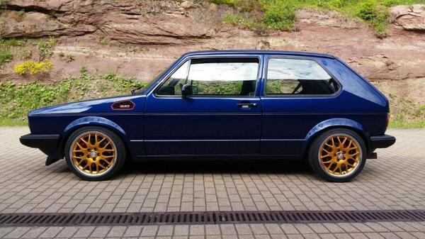 golf 1 gti original scheckheft von 1983 in marl vw golf. Black Bedroom Furniture Sets. Home Design Ideas
