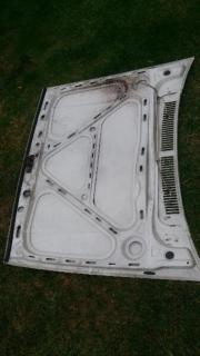 Golf II Motorhaube