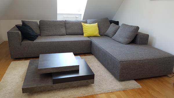 Wohnlandschaft design  Große Design Wohnlandschaft - Couch Roma von KONTRAST FFM in ...