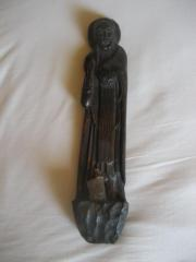 große Jesusfigur aus Holz Holzfigur