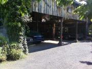Großer Carport