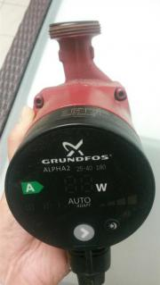 Grundfos Umwälzpumpe Alpha 2 25-40