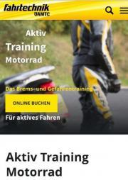 Gutschein ÖAMTC Motorrad