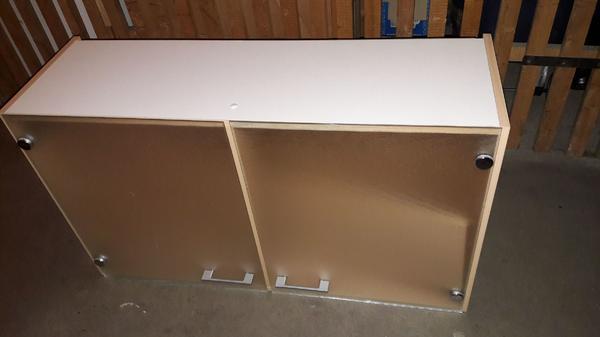 lifestyledesign 7573144 h ngeschrank tyrol 2 glast ren 58. Black Bedroom Furniture Sets. Home Design Ideas