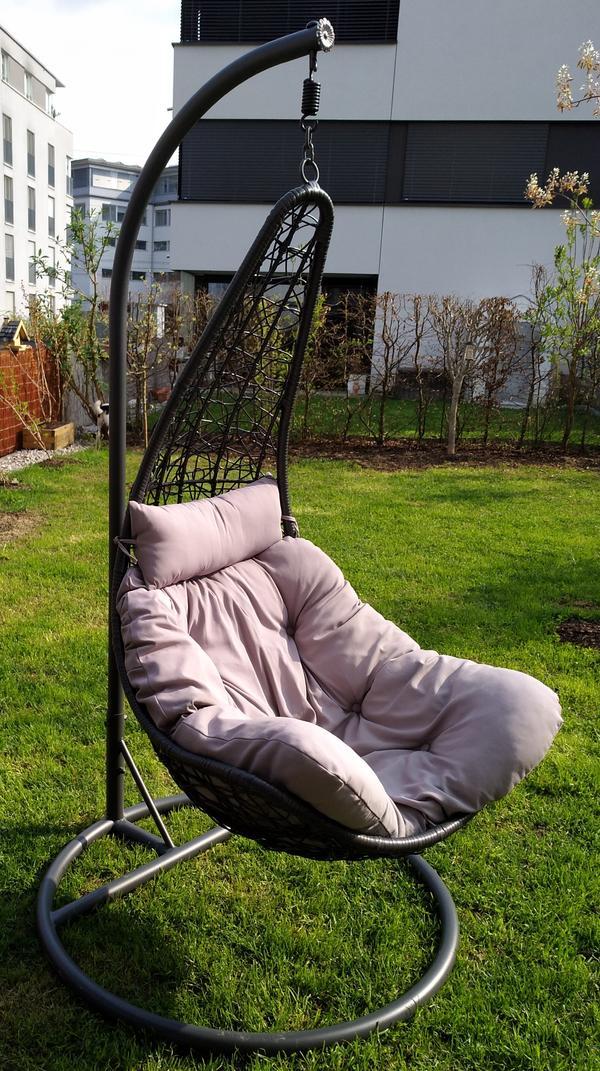 h ngesessel in bregenz gartenm bel kaufen und verkaufen ber private kleinanzeigen. Black Bedroom Furniture Sets. Home Design Ideas
