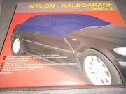 Halbgarage fürs Auto