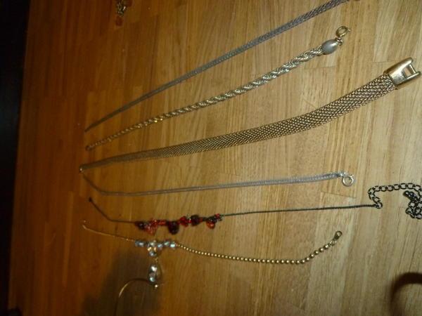 Halsketten Armband Ohrring
