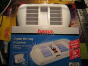 HAMA - DIGITAL - MEMORY - ORGANIZER für