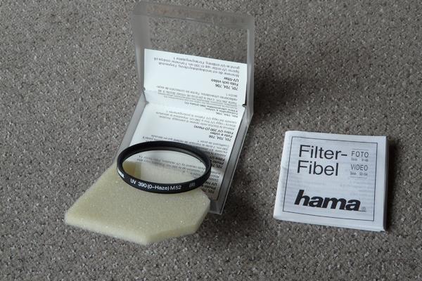 Hama UV-Sperrfilter » Foto und Zubehör
