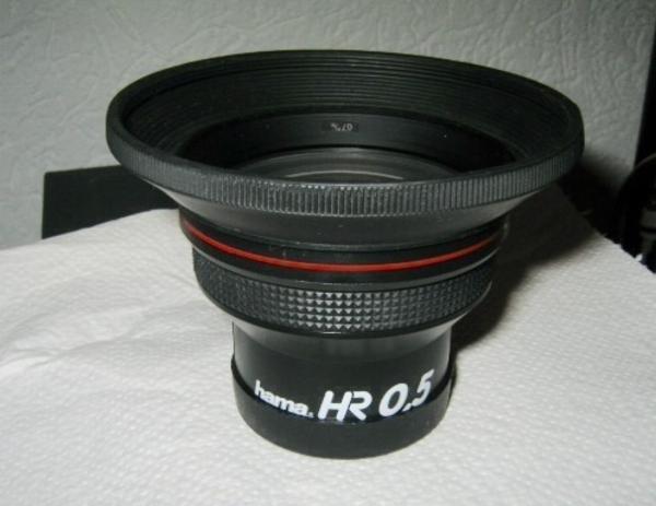 Hama Weitwinkel HR-05 Faktor