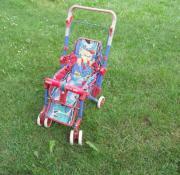 Hauck - Puppenwagen verstellbar