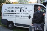 Hausmeisterservice sucht Aufträge.