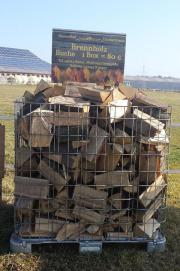 Heimisches Brennholz -Buche-
