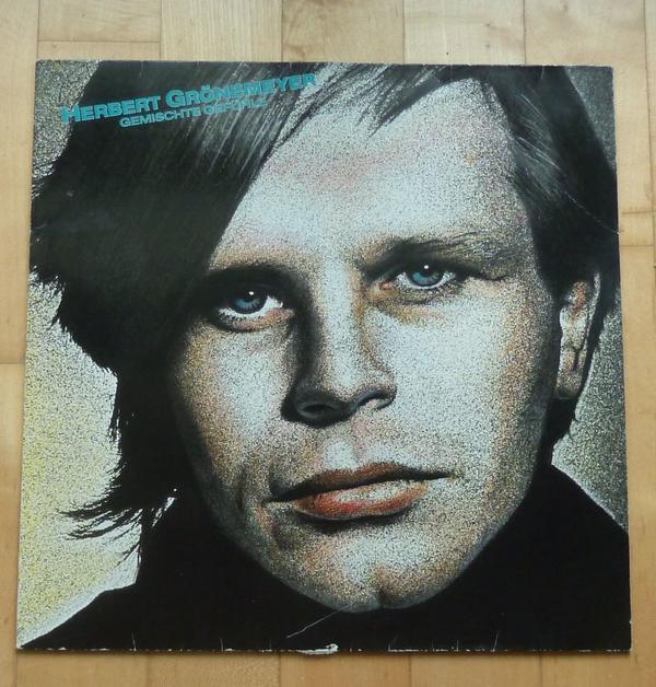 Herbert Grönemeyer ``Gemischte » CDs, DVDs, Videos, LPs