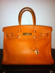 Hermes Tasche Nachbildung