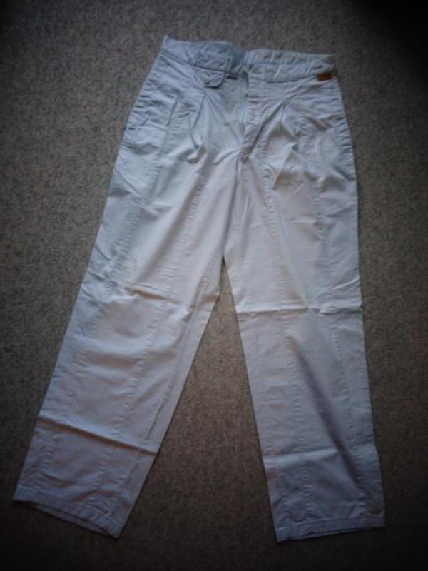Herrenbekleidung Vintage Hose Sommerhose Gr
