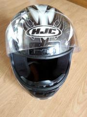 HJC Integralhelm Motorradhelm Top Zustand