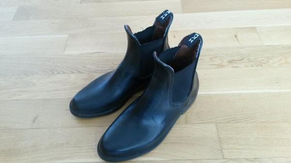 HKM Reitstiefelette Größe » Schuhe, Stiefel