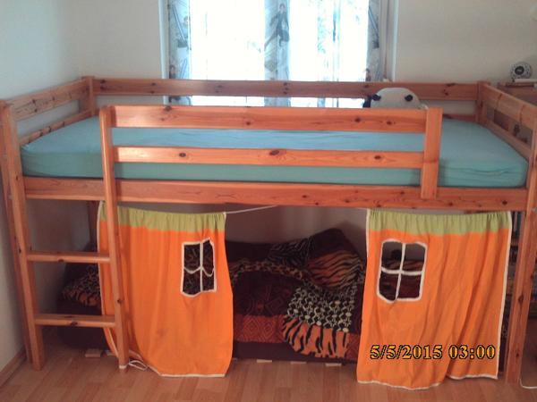 Bett mit rutsche gebraucht paidi hochbett gebraucht ondo - Hochbett gebraucht ...