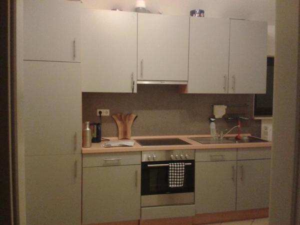 Hochwertige küchenzeilen  Hochwertige Küchenzeile, wg Umzugs dringend bis Monatsende zu ...
