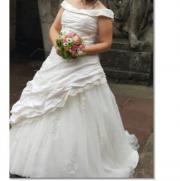 Hochzeitskleid / Brautkleid von