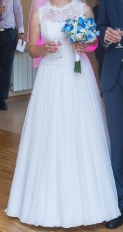 Hochzeitskleid, Brautkleid - weiß,