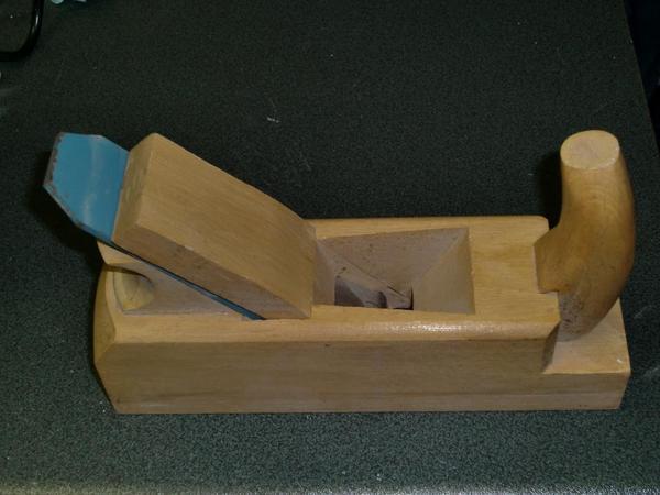Holzhobel 48 mm - Biblis - kaum benutzt,voll funktionsfähig - Biblis