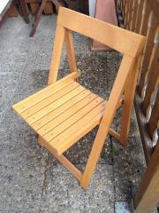 Holzklappstuhl TOP-ZUSTAND neuwertig sehr stabil