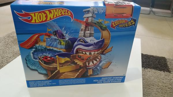 Hot-Wheels Sharkport Showdown - Freimersheim - Hot Wheels Sharkport Showdown. Neu und Original verpackt. Bei Fragen : 0176/58899541 - Freimersheim