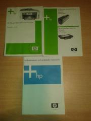 HP Officejet 7300 7400 Einrichtungshandbuch
