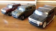 Hummer Modellautos 3