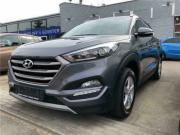 Hyundai Tucson blue 1 6