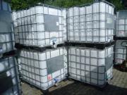 IBC Wassertank 1000L.