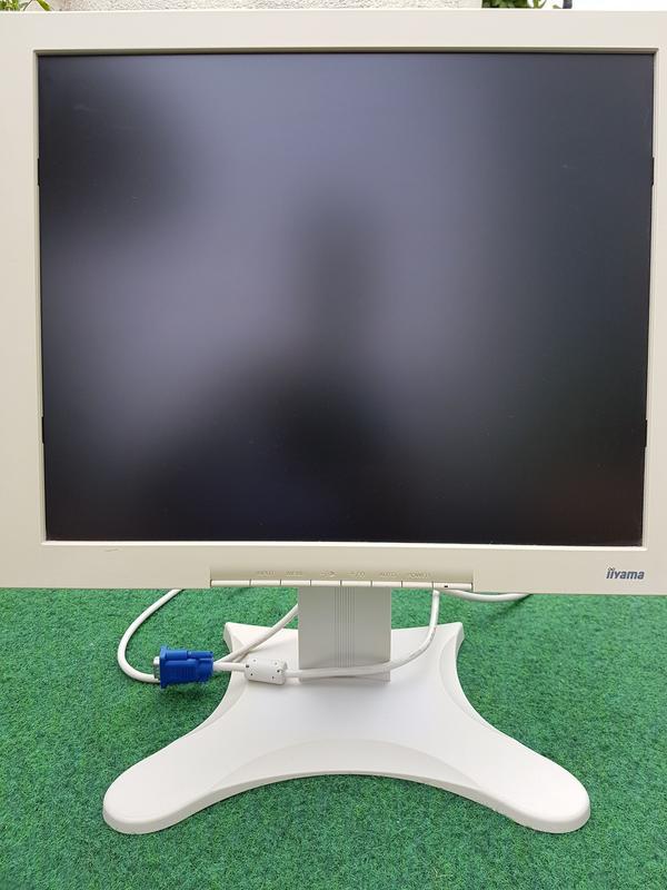 Iiyama-Monitor AS4315UT - 17` Monitor günstig abzugeben! - Ludwigsburg - 17`-Monitor (43cm), Auflösung 1.280x1.024 Bildpunkte, 96dpi Auflösung, gut erhalten, höhenverstellbar und neigbar, inkl. Handbuch - preiswert abzugeben. - Ludwigsburg