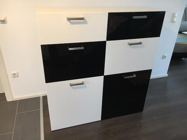ikea besta neu und gebraucht kaufen bei. Black Bedroom Furniture Sets. Home Design Ideas
