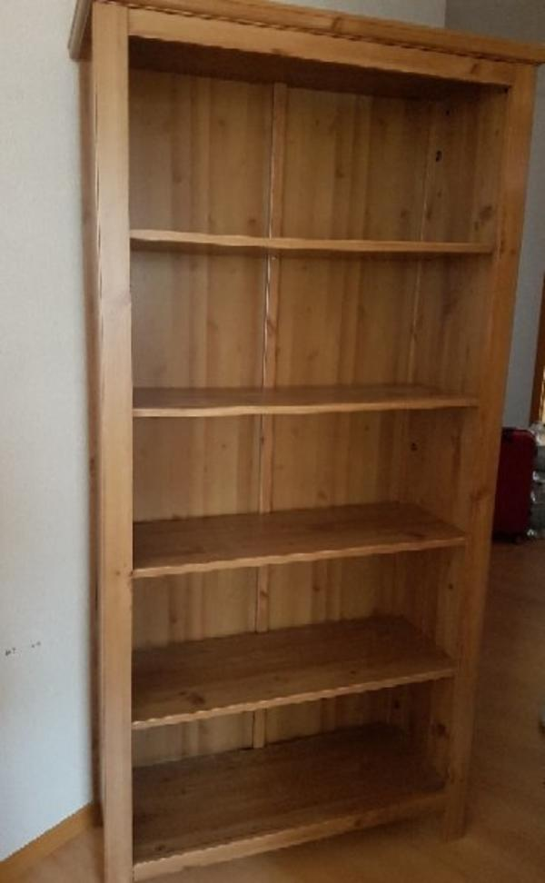 Bücherregal braun  Ikea Bücherregal Hemnes braun in Stuttgart - IKEA-Möbel kaufen und ...