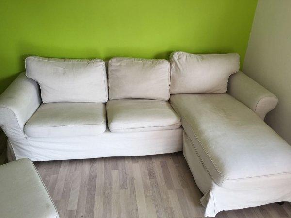 Ikea EKTORP Sofa in Langenselbold - IKEA-Möbel kaufen und verkaufen ...