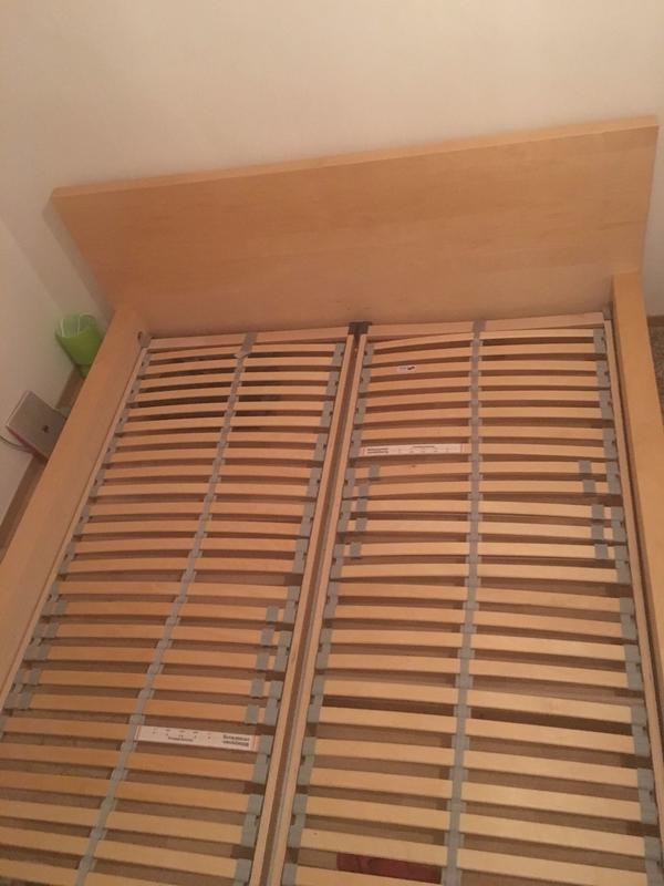 ikea bett matratze gebraucht kaufen nur 3 st bis 60 g nstiger. Black Bedroom Furniture Sets. Home Design Ideas
