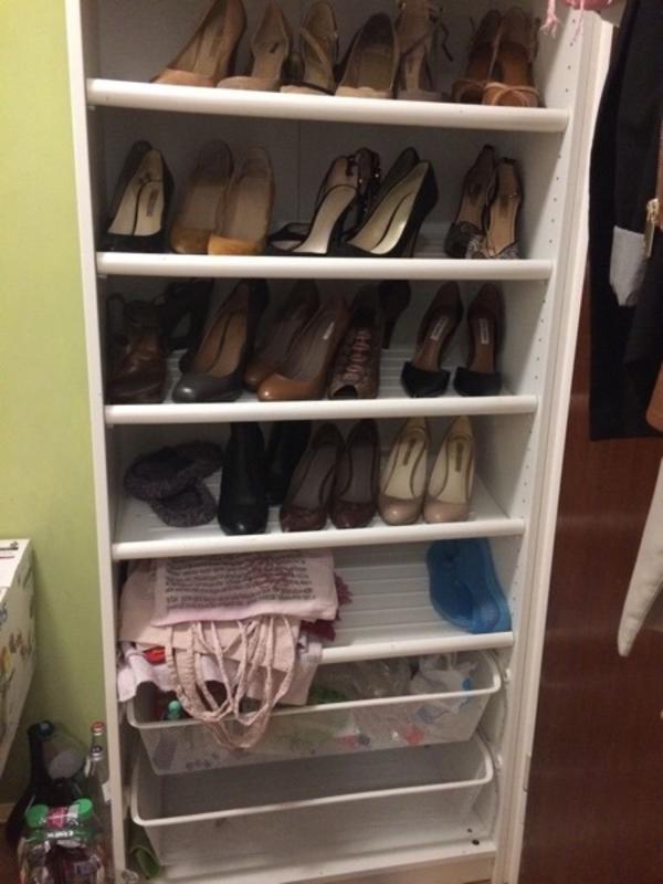 ikea schuhschrank kleinanzeigen m bel wohnen. Black Bedroom Furniture Sets. Home Design Ideas