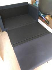 Schlafcouch ikea grau  IKEA Schlafcouch Gästecouch neu dunkelblau in Fürth - Polster ...