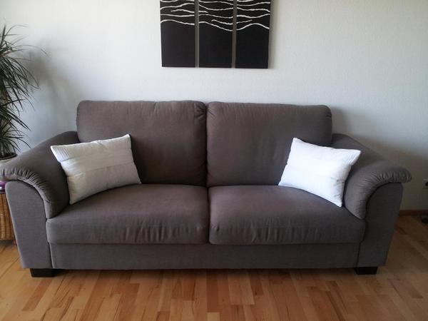 ikea tidafors 3er sofa dansbo mittelbraun in friedrichshafen ikea m bel kaufen und verkaufen. Black Bedroom Furniture Sets. Home Design Ideas
