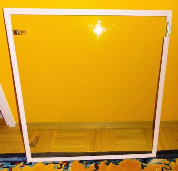 IKEA , Tür für IKEA Besta, weiß, - München Neuhausen-nymphenburg - IKEA, Tür für IKEA BESTA in weiß, Breite: 60 cm, Höhe: 64 cm, für viele IKEA Modelle passend. neuwertig, guter Zustand, mit Scharniere, - München Neuhausen-nymphenburg