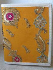 indisches Notiz- Zeichen- Tagebuch