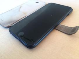 Handyhüllen - Iphone 6 Lederhülle HAMA