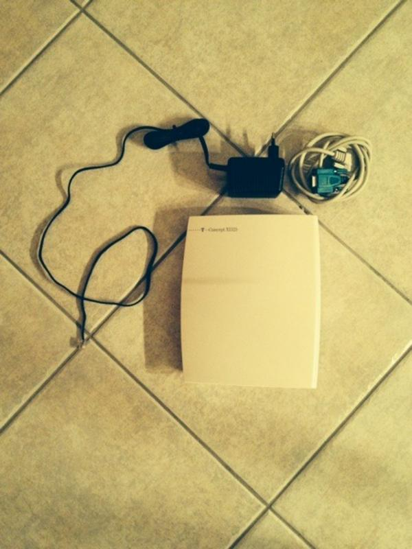 ISDN Telefonanlage T- Com Concept