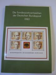 Jahreszusammenstellung Bund Berlin 1982