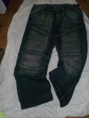 Jeans Blau Leicht