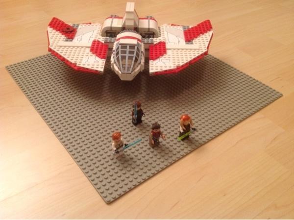 Jedi Shuttle Star Wars
