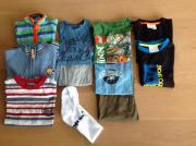 Jungen Kleider Paket -